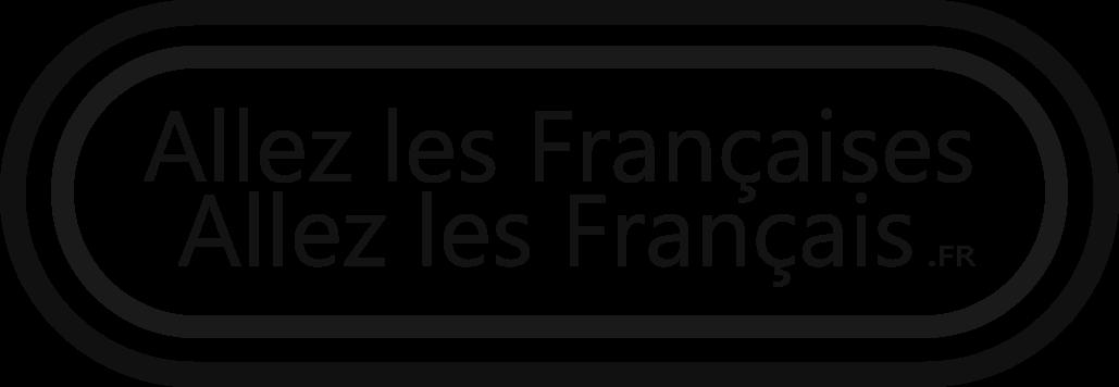 Allez les françaires allez les français logo
